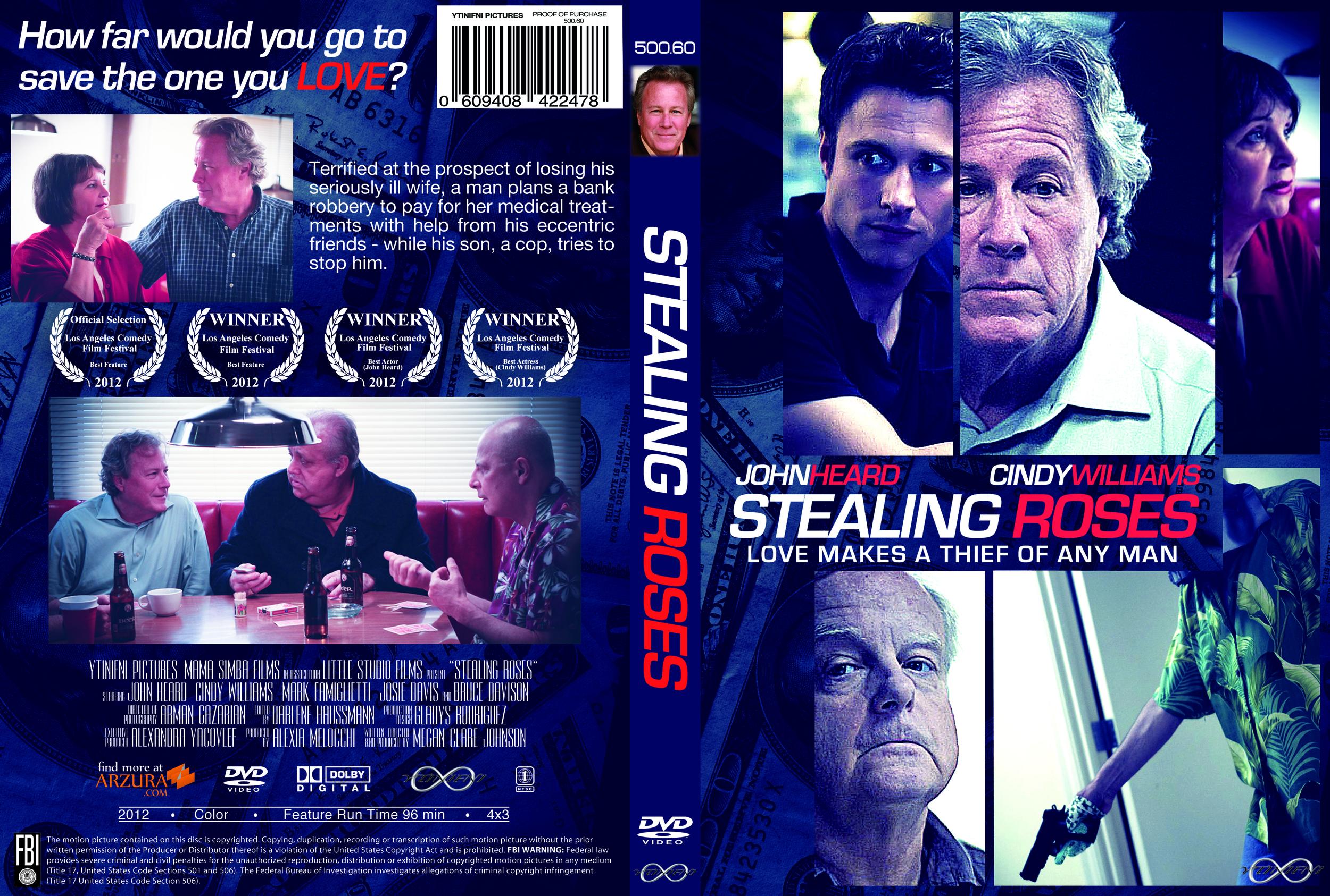 Stealing Roses DVD