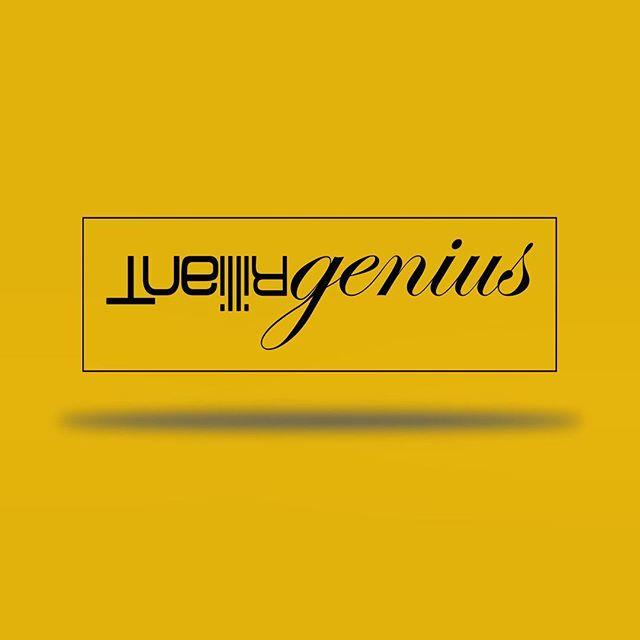New logo of the week - Brilliant Genius