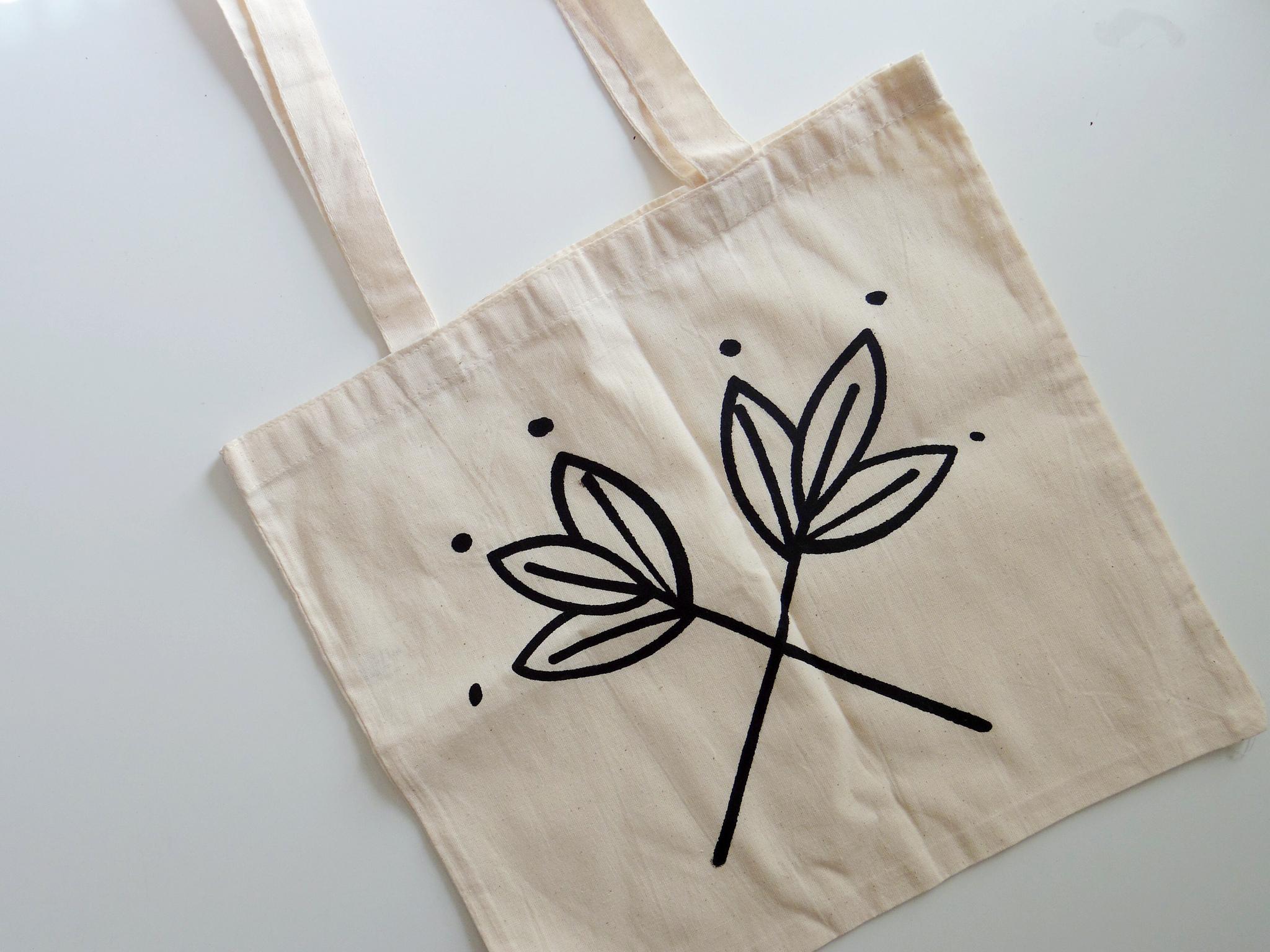 Our signature tote bag