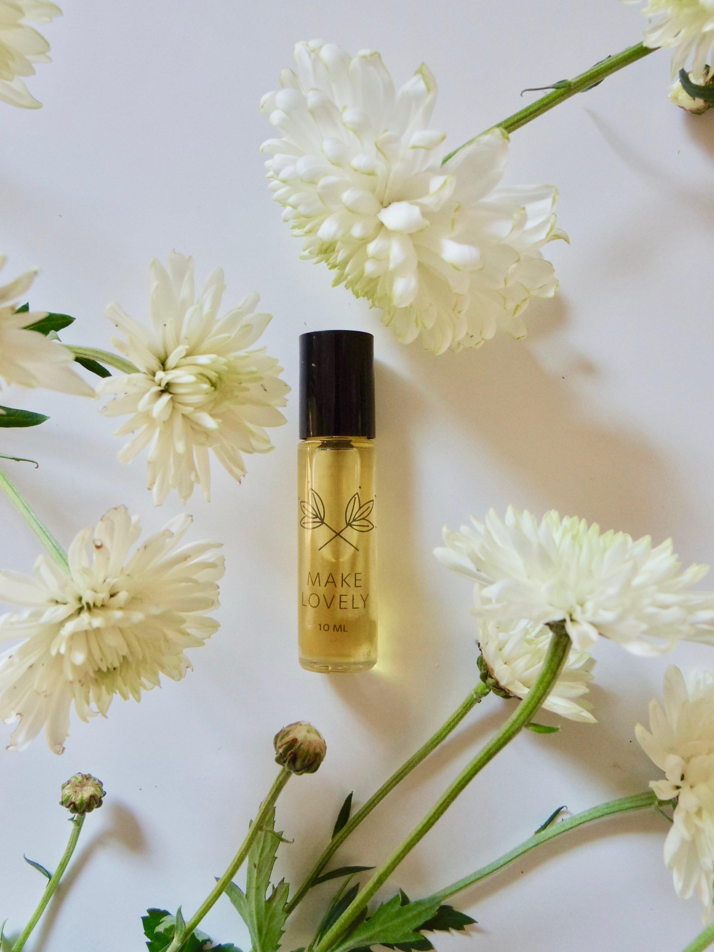 Make Lovely Roll on Perfume