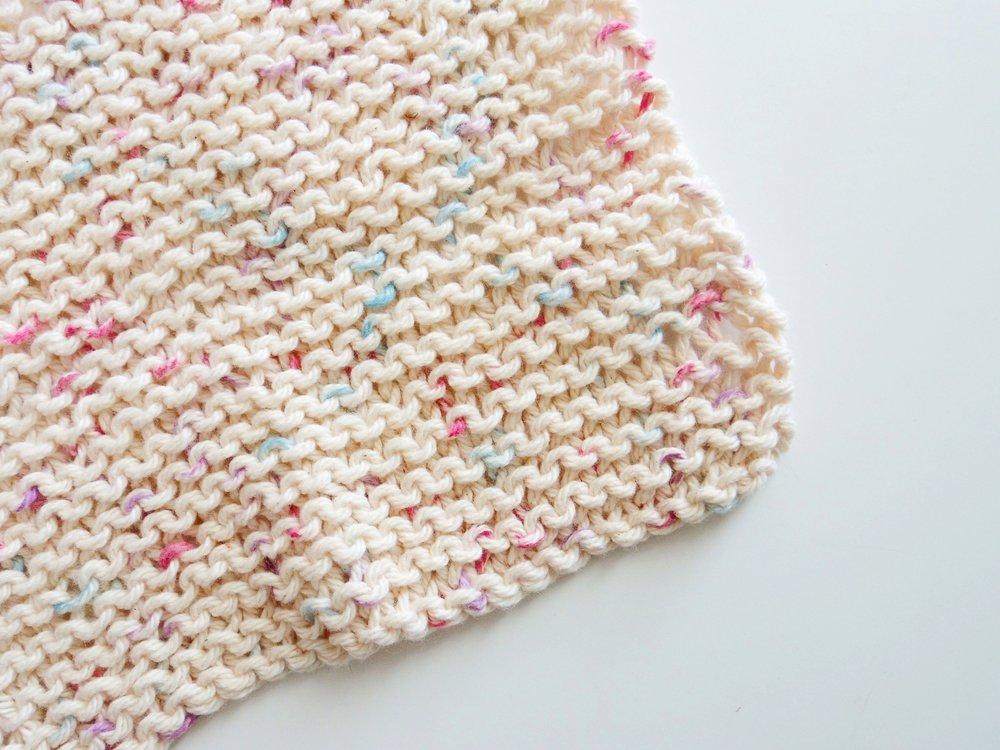 Cotton Washcloth