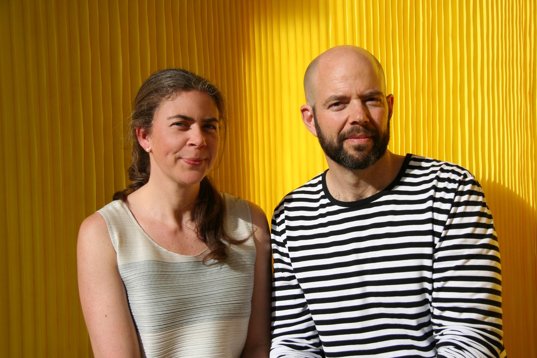 Stephanie Forsythe + Todd MacAllen