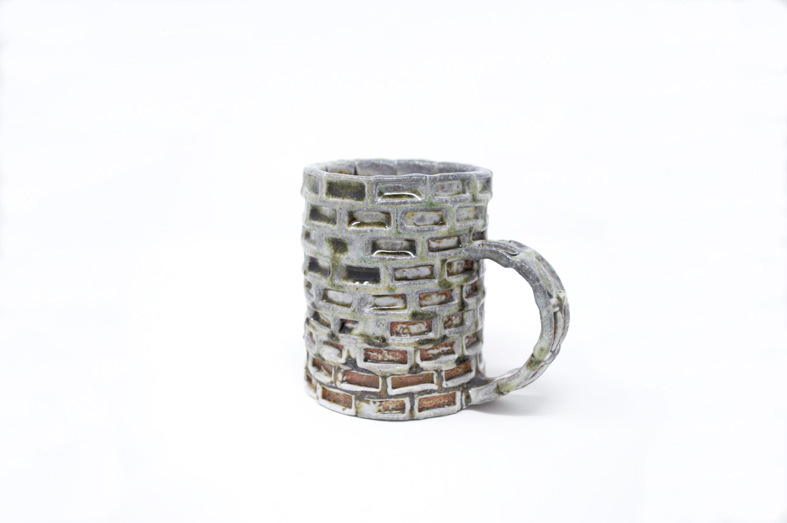 Mini-Brickware Mug
