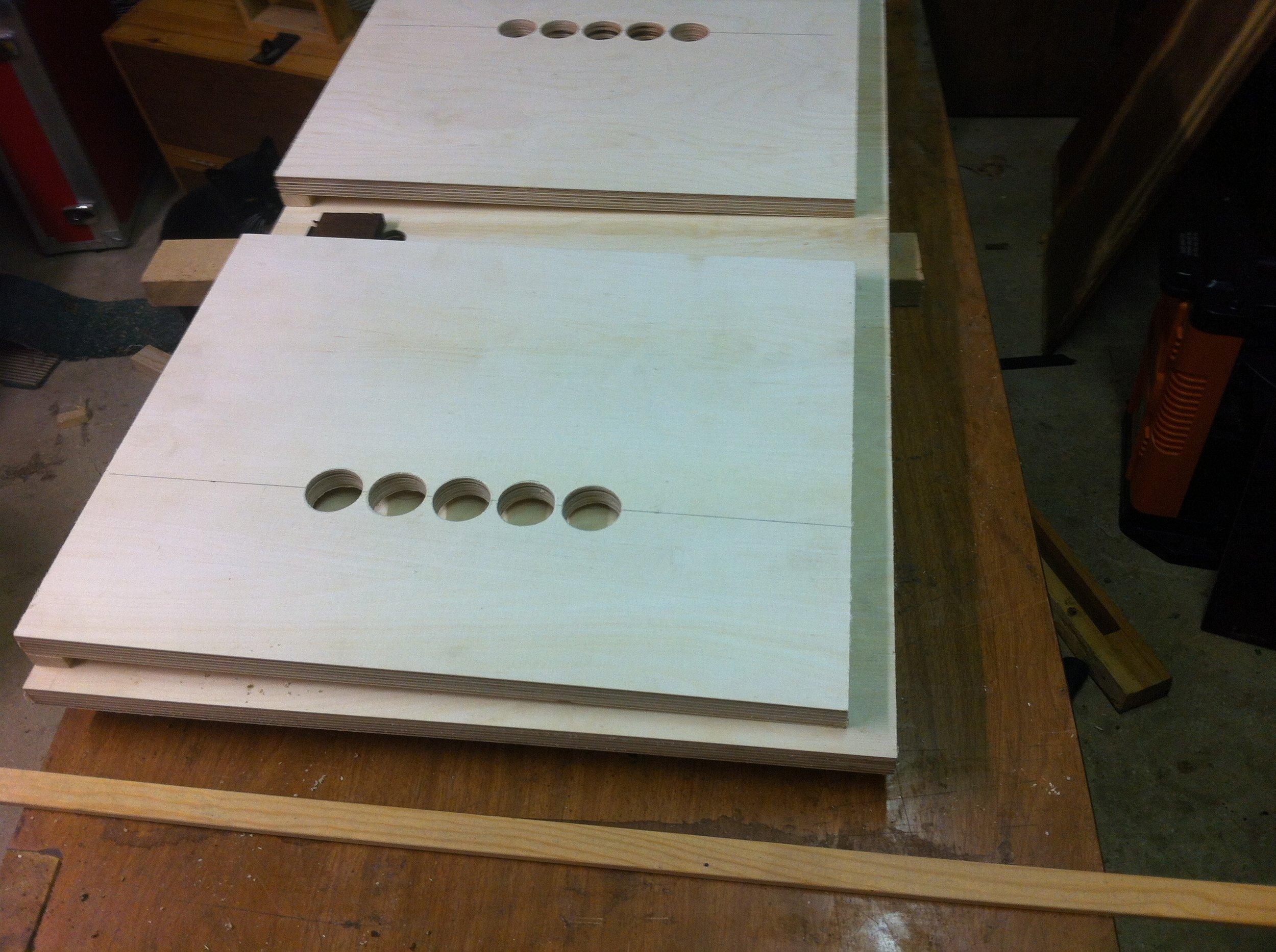 Brand new bellows panels