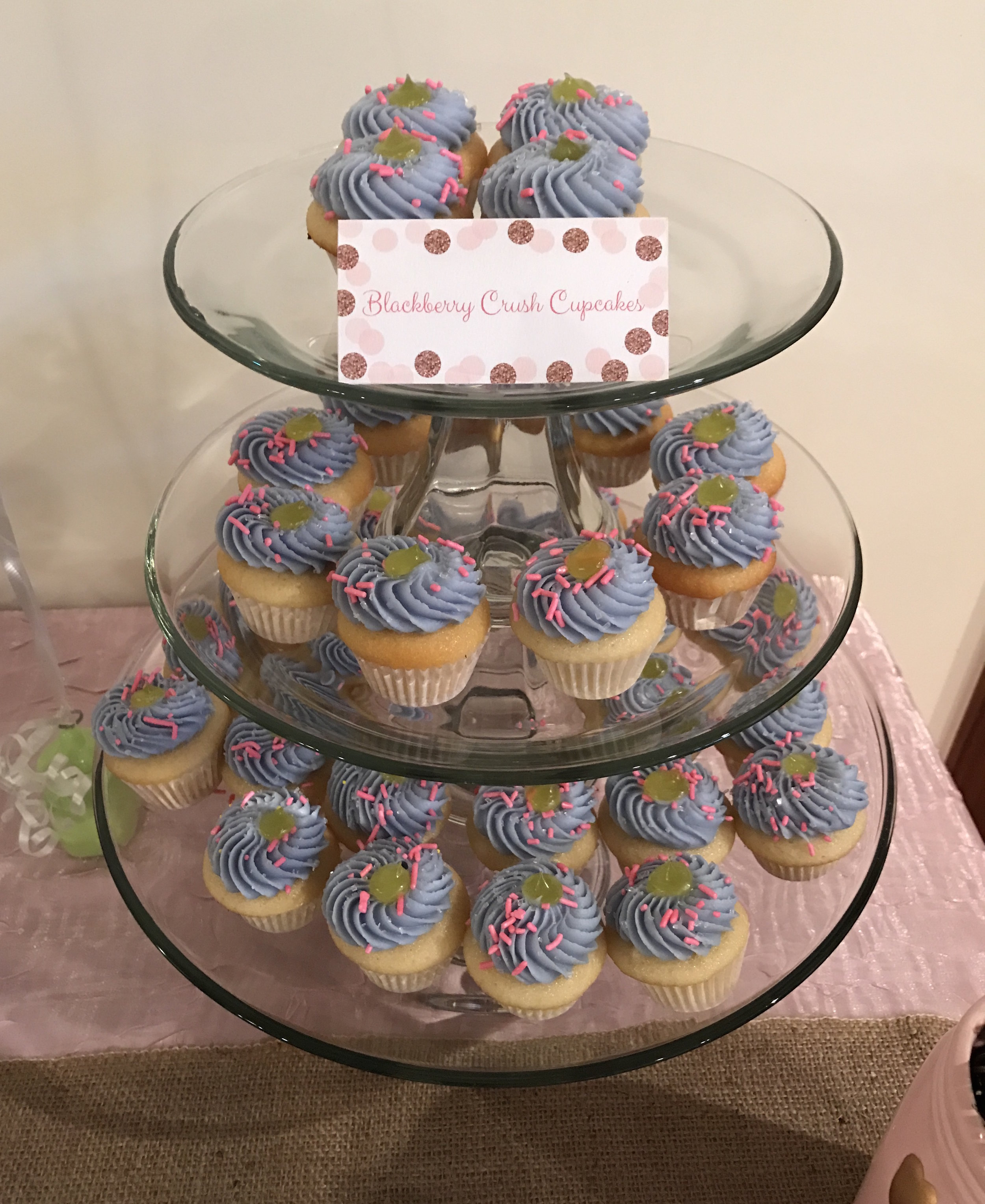 Baby Shower  Bakery: Bubba Sweets (Huntington Beach)   Crescent  Package: Partial Planning, & Coordination