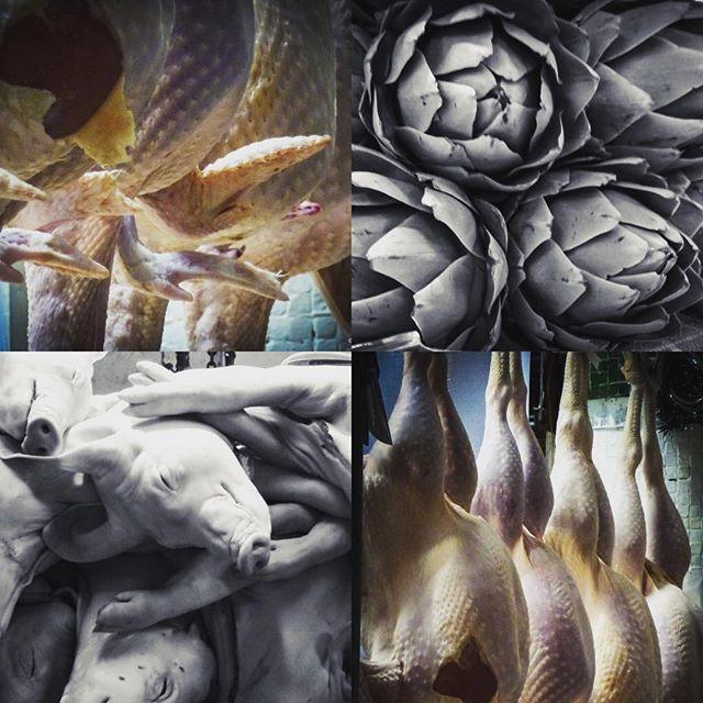 Still textures. #mercadosanjuan #mexico #textures #meat #basic #backtobasics #colors #foodporn #igersfood #flavorissimo