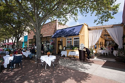 Georgetown alfresco bistro - georgetown sc