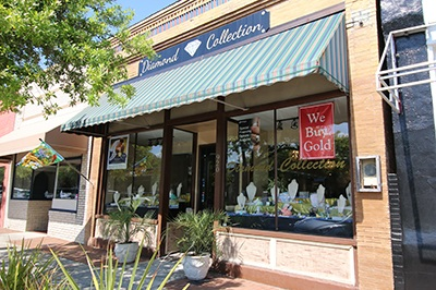 diamond collection jewelry - georgetown sc