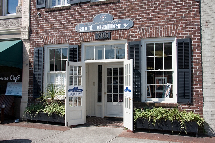 Georgetown art gallery - georgetown sc