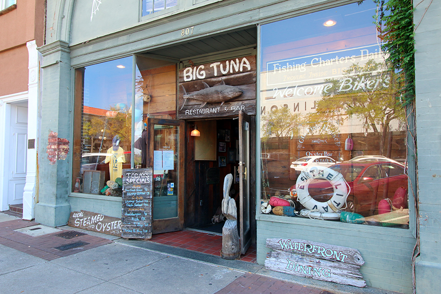 the big tuna - georgetown sc
