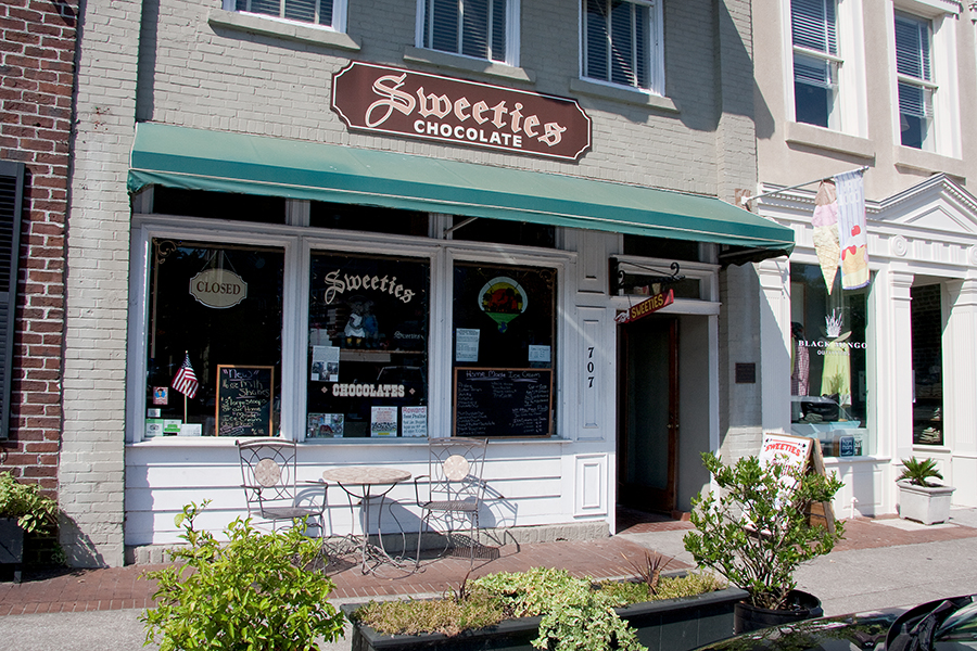 sweeties chocolates - georgetown sc