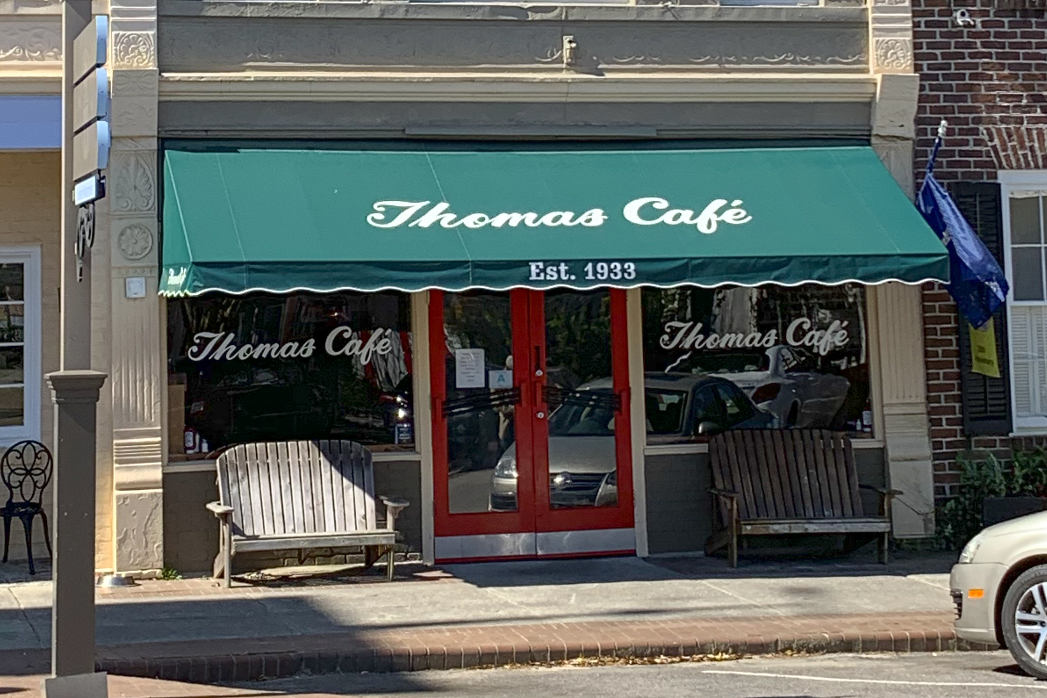 thomas cafe - georgetown sc