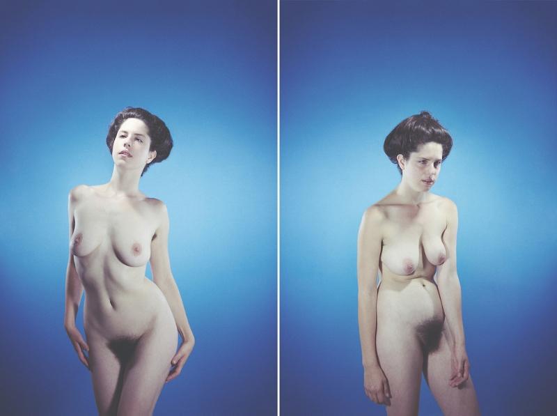 Фотопроект Грейси Хаген «Illusions of the body»