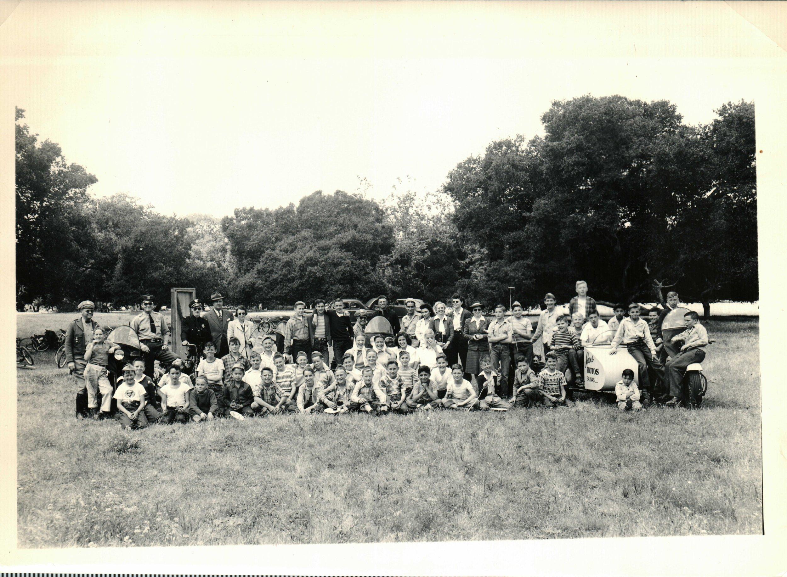 Undated-Traffic Squads in Toro Park-SCES School.JPG
