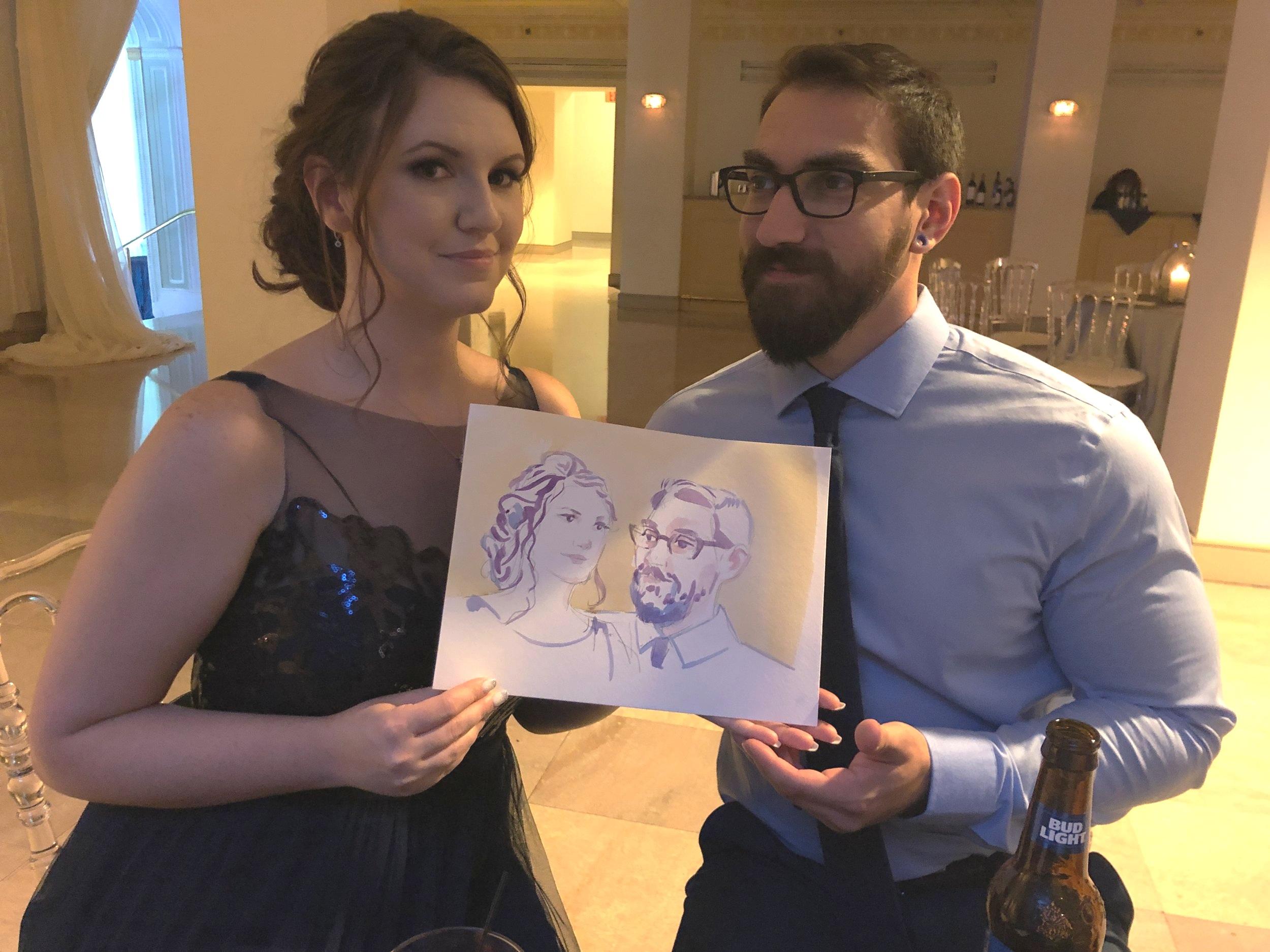 Atlanta Wedding at the Biltmore Hotel