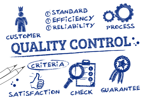 Quality Control is one of the most important factors of food packaging, equipement and supplies at GTI Industries Inc in Miami