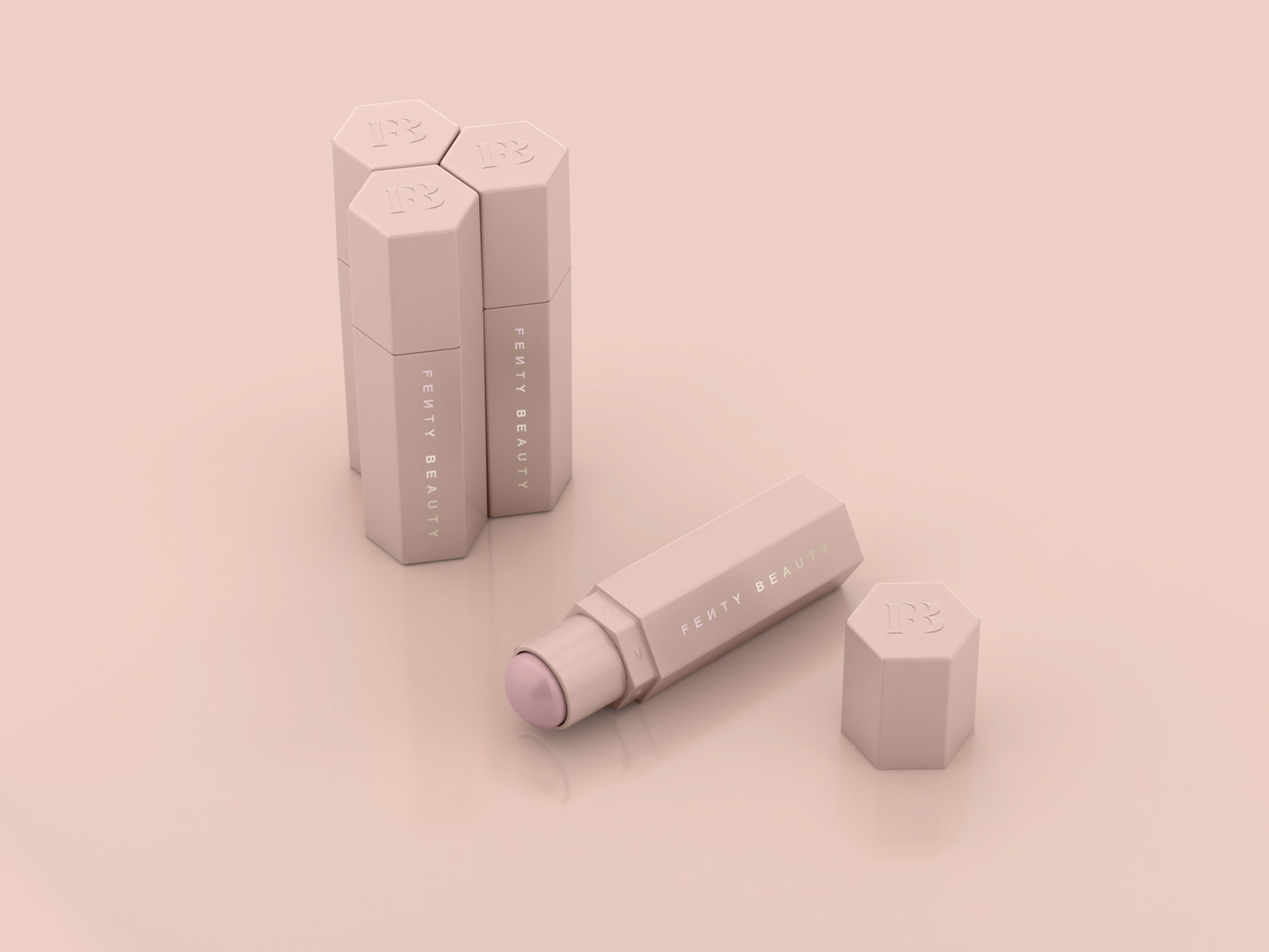 Fenty Beauty Packaging Design