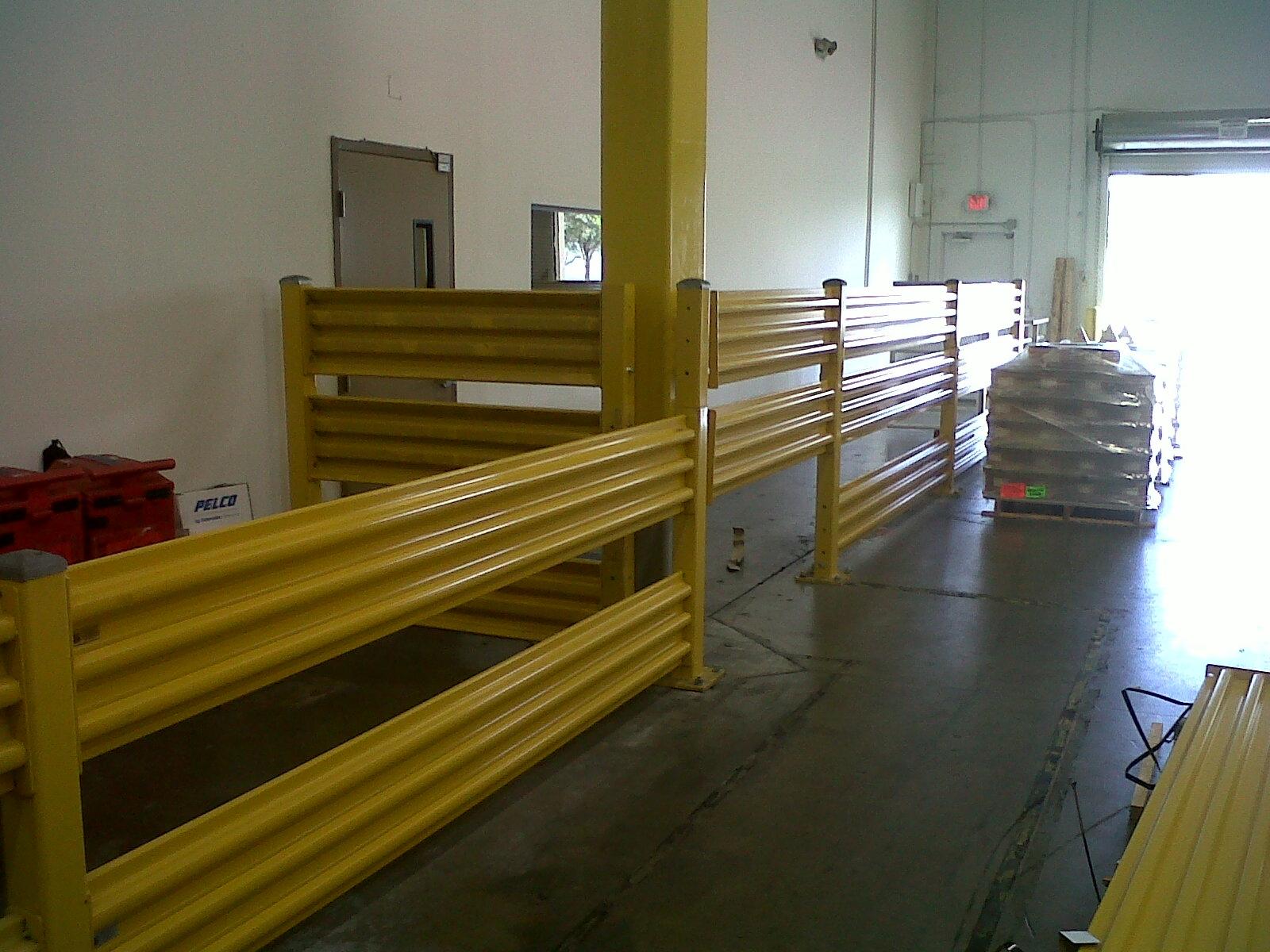 Anixter Guard Rails.JPG