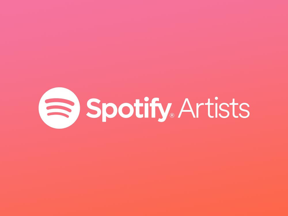 Spotify for Artists -