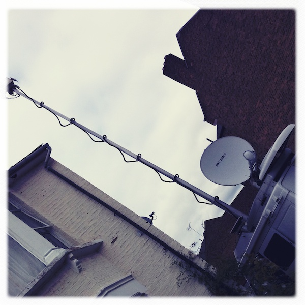 TV van