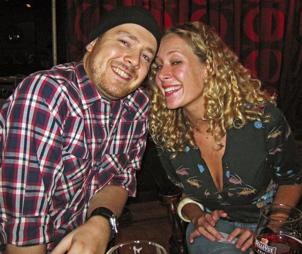 Steve & Rachel