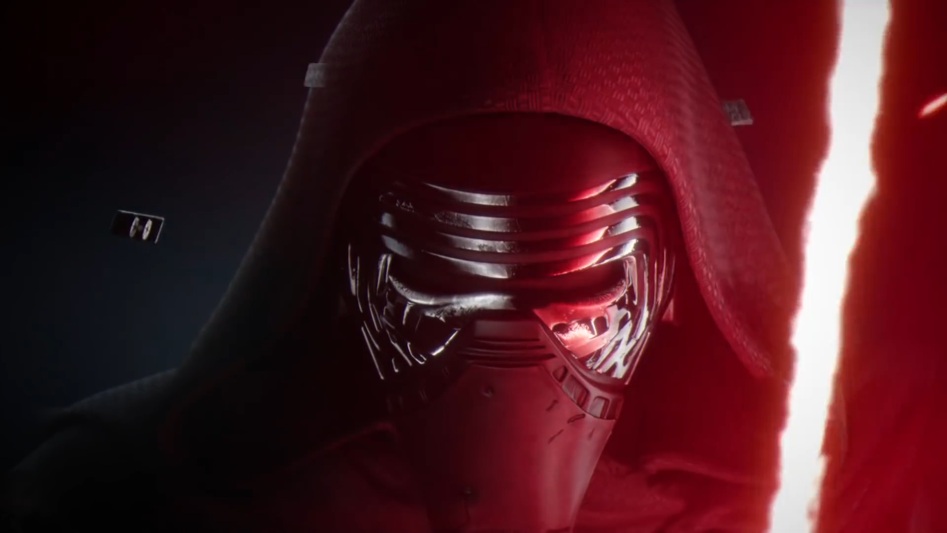 Bell Kylo Ren - Sculpted cloth for Houdini simulation. Sculpted in Zbrush.