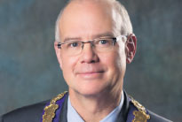 Mayor Dean Fortin ,  City of Victoria, BC
