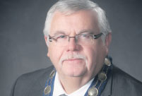 Mayor Basil Stewart ,  City of Summerside, PEI