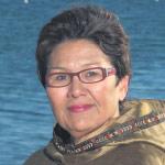 Edna Elias, 4th Territorial Commissioner of Nunavut