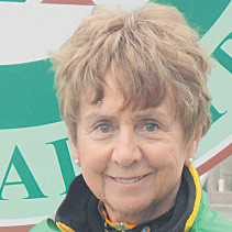 Senator Nancy Greene Raine