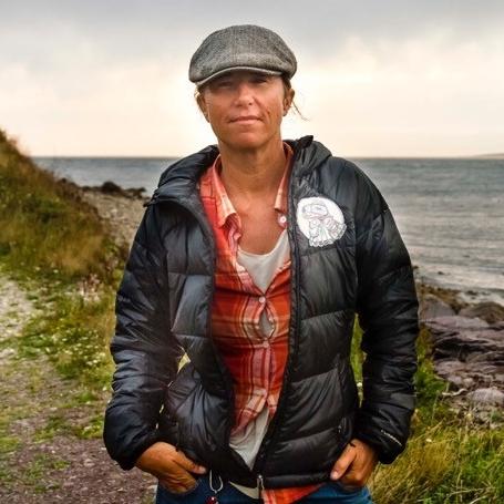 Dianne Whelan, Trail Explorer, Activist, Filmmaker
