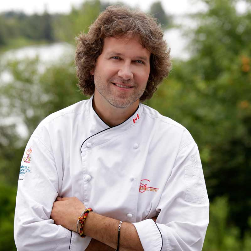 Michael Smith, Chef, Food Network Host
