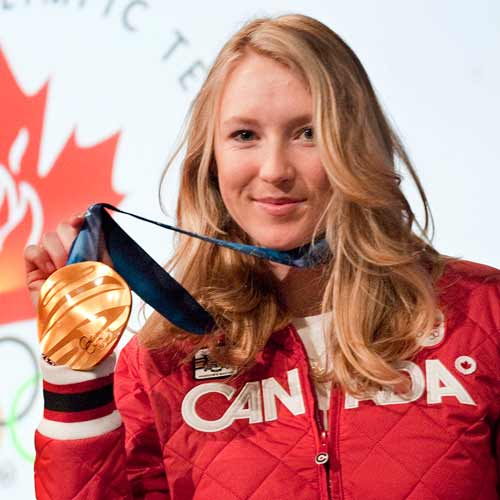Ashleigh McIvor, Freestyle Skier, Olympic & World Cup Champion