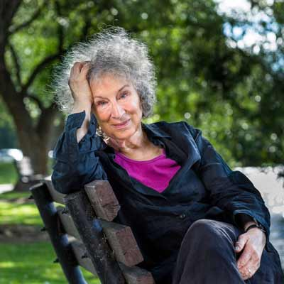 Margaret Atwood, Writer & Naturalist