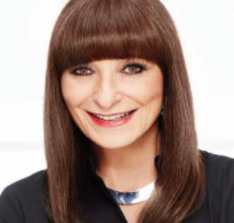 Jeanne Beker, Fashion Journalist