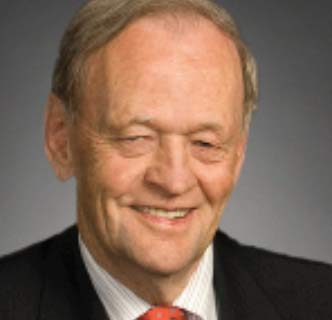 The Rt. Hon. Jean Chrétien, 20th Prime Minister of Canada