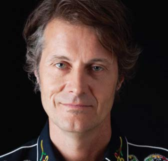 Jim Cuddy, Lead Singer of Blue Rodeo
