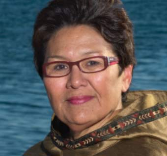 Edna Elias, 4th Territorial Commissioner of Nunavut