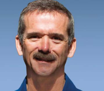 Chris Hadfield, Astronaut, Professor