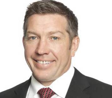 Sheldon Kennedy, Former NHL Player, Founder of Sheldon Kennedy Child Advocacy Centre