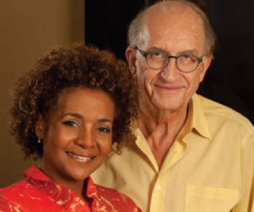 The Rt. Hon. Michaëlle Jean & Jean-Daniel Lafond, 27th Governor General of Canada & Filmmaker and Author