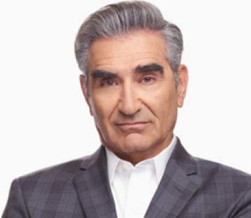 Eugene Levy, Actor, Writer