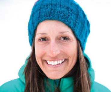 Izzy Lynch, Professional Skier, Marketer, Event Producer, Writer, Adventurer