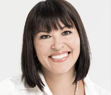 The Hon. Chantal Petitclerc, Paralympic Gold Medallist, Motivational Speaker, Canadian Senator