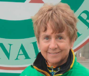 The Hon. Nancy Greene Raine, Senator, Olympic Ski Champion