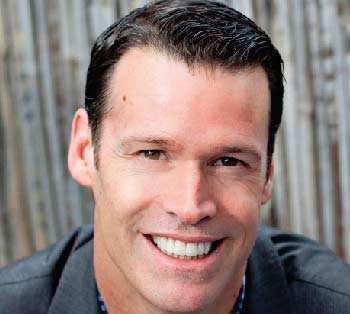 Mark Tewksbury, Olympic Champion, Humanitarian