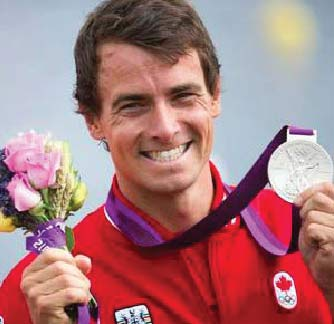 Adam van Koeverden, Sprint Kayaker, Olympic Gold Medallist, World Champion