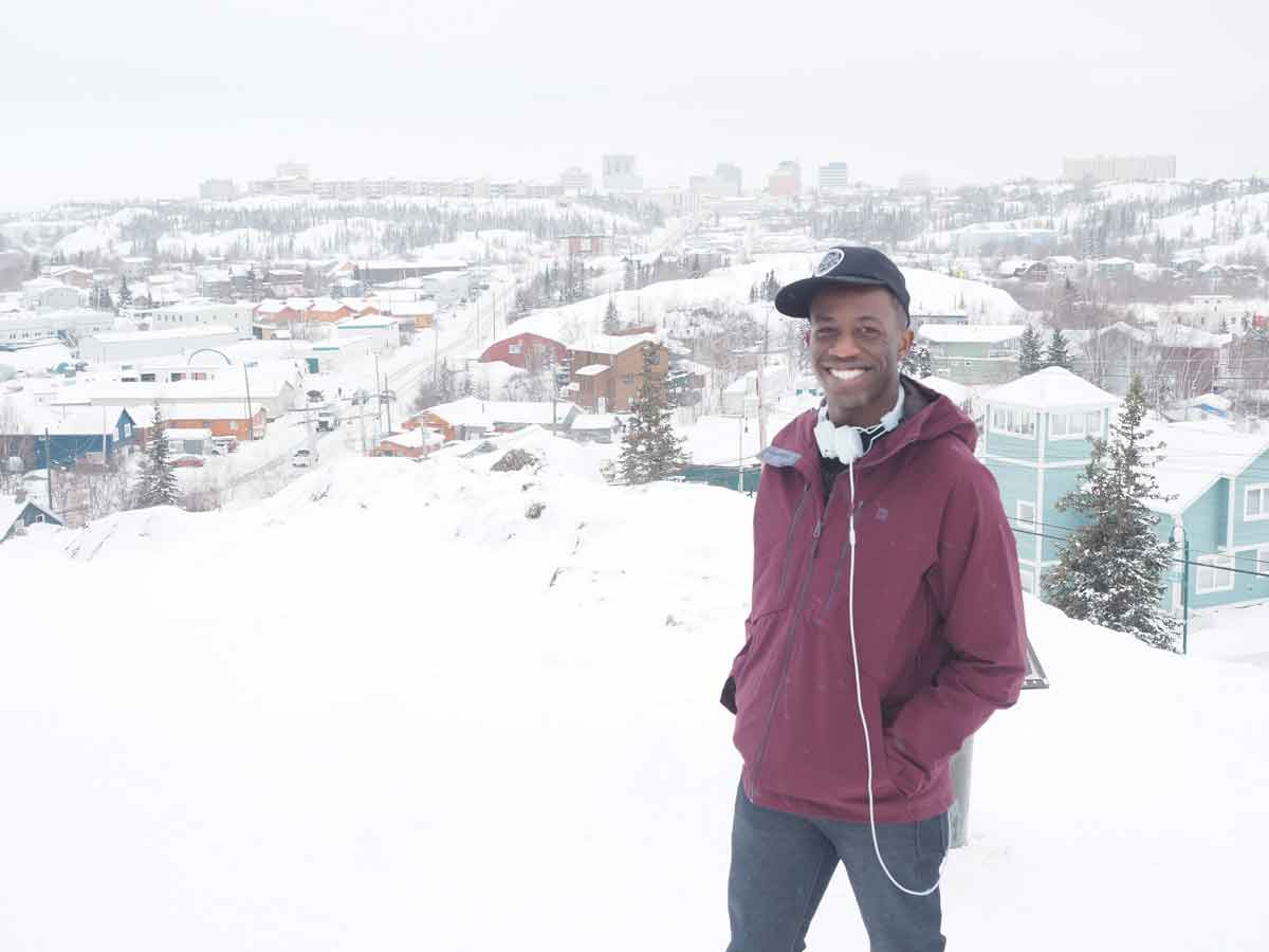 Chúk Odenigbo is researching impacts of physical and social environments on health, as he pursues his Ph.D. in Medical Geography at the University of Ottawa.  SUPPLIED