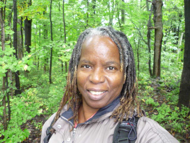 Jacqueline L. Scott of Black Outdoors