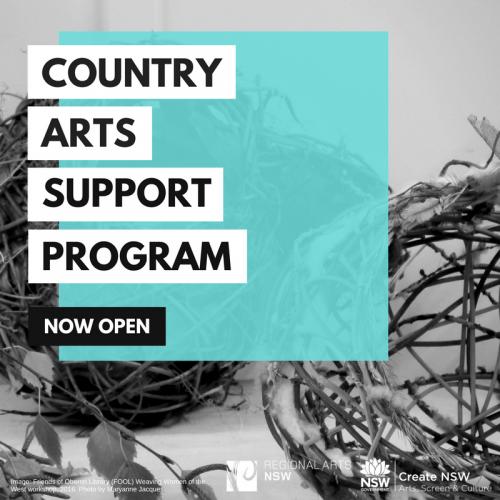 Image: Regional Arts NSW